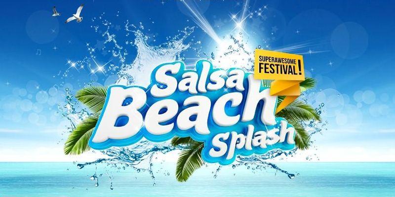 Croatia Sibenik Salsa Beach Splash Festival