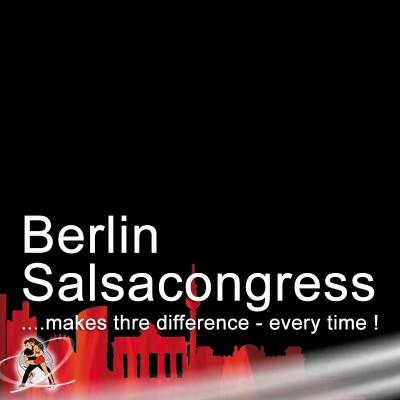Germany Berlin Salsacongress Logo