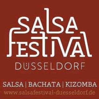 Germany Salsa Festival Düsseldorf Logo